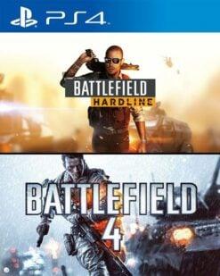 Combo Battlefield 4 y Hardline