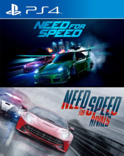 Combo NFS y NFS Rivals