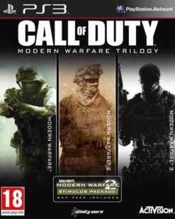 Combo COD Modern Warfare Trilogy