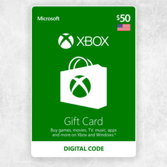 Xbox Live Cash 50 usd